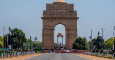 Delhi is among six major cities designated as a red zone or hotspot