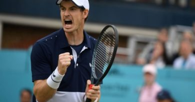 Andy Murray to play