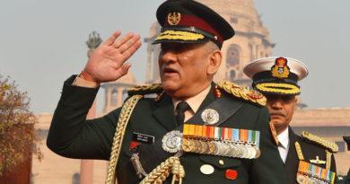 CDS Chief Gen