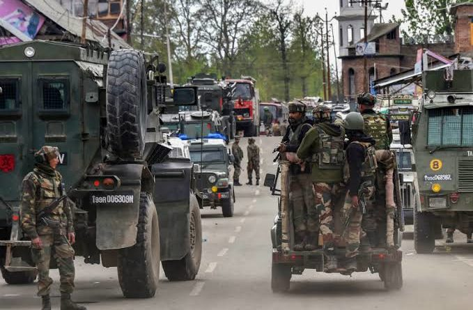 South Kashmir: two terrorists of ISJK