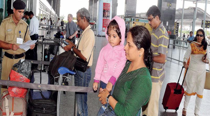 KIA Bengaluru: 54 Flights