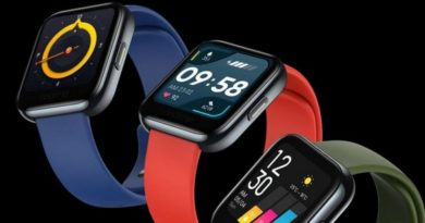 Realme Smart Watch,Launched