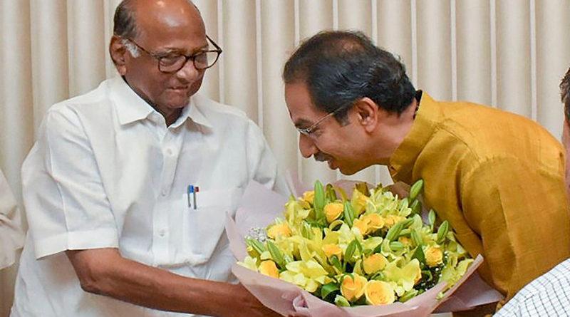 Shiv Sena Says Maharashtra Govt