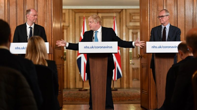 UK Govt Adds Hectically t
