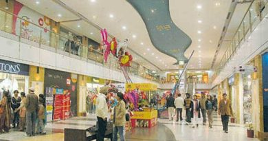 Shopping Malls and centres