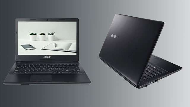Acer One 14 with Intel Pentium Gold processor