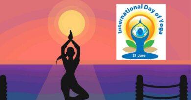 Universal Yoga Day