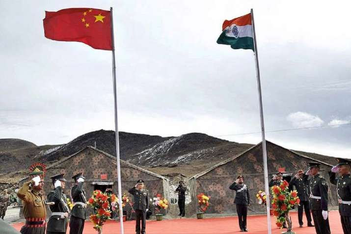 India wants China to pull back