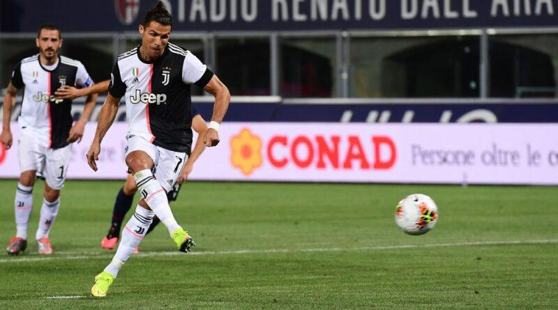 Cristiano Ronaldo scores another penalty
