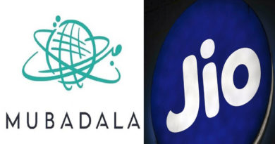 Abu Dhabi Reserve Mubadala to put Rs 9,093 Crore in Jio, a sixth mega arrangement in about a month and a half for RIL Unit. Reliance Industries Limited(RIL) on June 5
