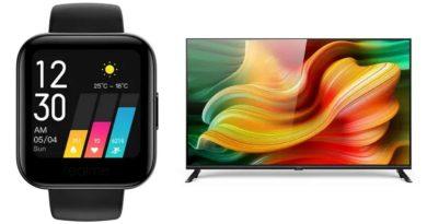 Realme TV, Realme Watch Deal