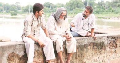 Gulabo Sitabo film survey: Amitabh Bachchan