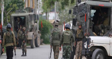 Six additional terrorists killed in two encounters in J&K.