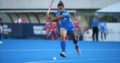 Indian ladies' hockey team captain