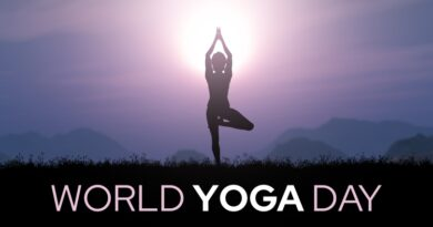 Worldwide Yoga Day 2020