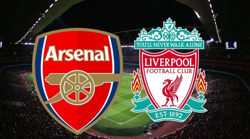 Arsenal versus Liverpool