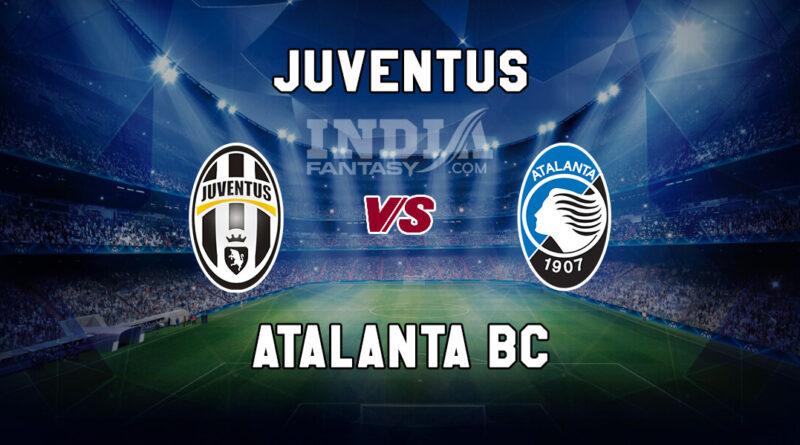 Juventus versus Atalanta