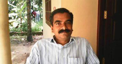 Kerala teacher pens