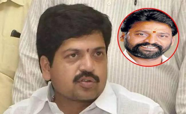 Previous Andhra Pradesh Minister captured