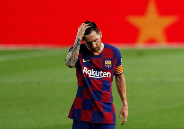 Lionel Messi Calls