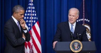 Biden, Obama Reprimand Trump's Coronavirus Reaction in 'Socially Removed' Talk. Democratic Party presidential applicant Joe Biden