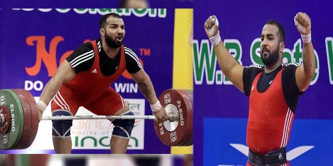 Weightlifter Pardeep Singh