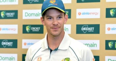 Tim Paine uncovers a