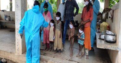 Andhra Govt tests