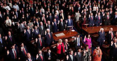 US Congressmen Says
