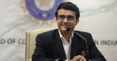 BCCI boss Sourav Ganguly