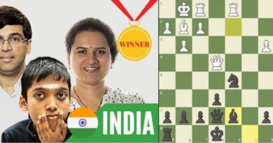 India created history