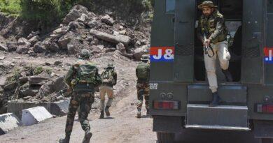 Terror Attack at Nowgam