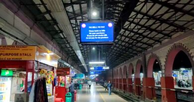 All Railway stations