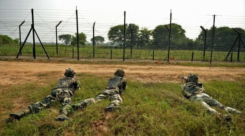 BSF Killed