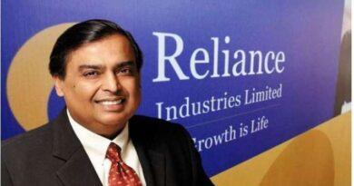 Reliance Among Top