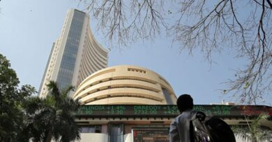 Stock market opens with heavy fall,