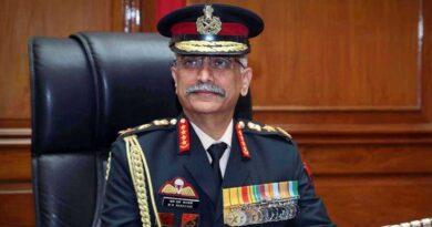 Army Chief General Manoj Mukund