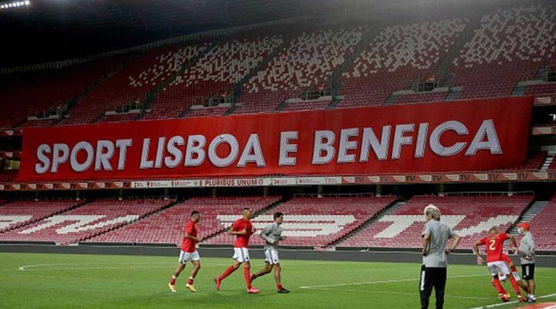 Benfica Endure Stun