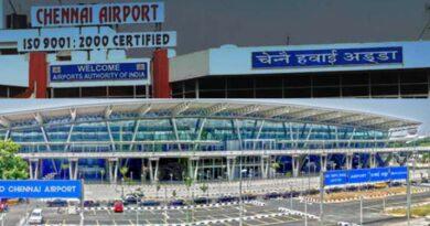 Chennai airport started