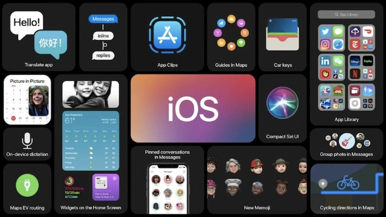 iOS 14: Apple's latest
