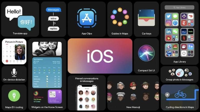 iOS 14: Apple's latest