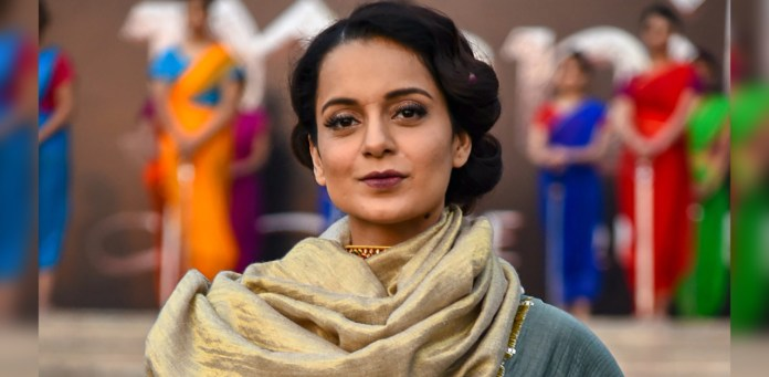 Kangana Ranaut raised many