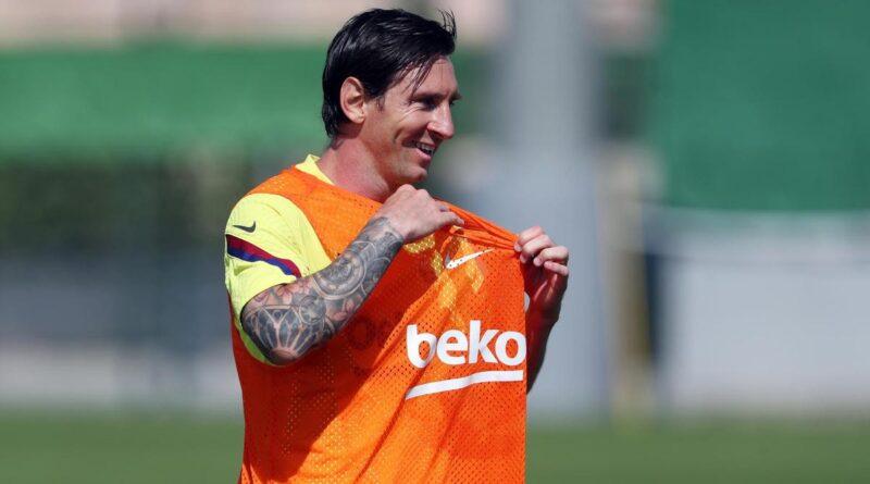 Lionel Messi returns
