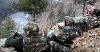 Heavy fire in Hiranagar