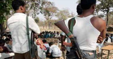 Naxalites killed
