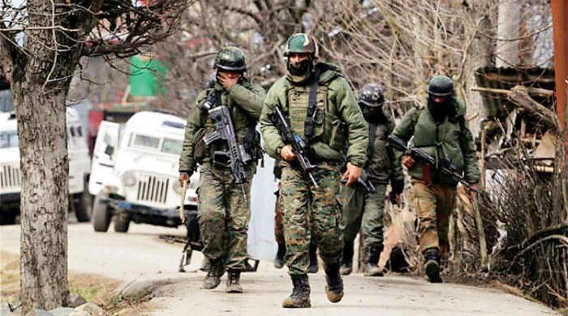 Terrorist killed in Tral