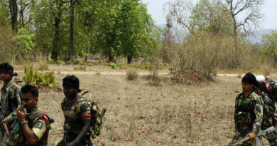 Naxals killed two villagers
