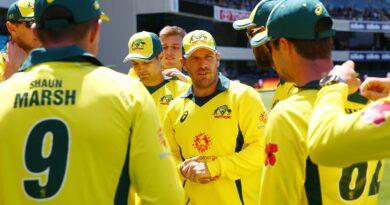 Australia's squad