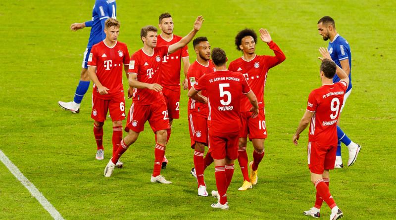 Schalke opens an account