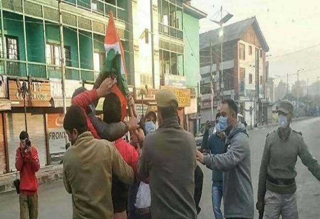 BJP workers reached